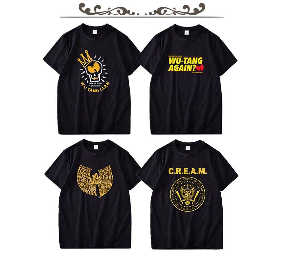 T-shirt Wu Tang Clan