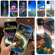 ByLoving Dubai Fountain Silicone Mềm Ốp Lưng Điện Thoại iPhone 5C 5 5S SE 7 8 Plus X XS XR XS MAX 11 11 Pro 11 Pro Max(China)