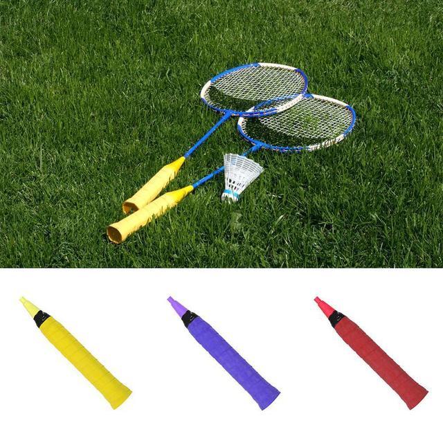Non-slip Tennis Racket PU Tennis Accessories Grip Sweat-absorbent Belt Badminton Grip Sports Sweat-absorbent Tennis Accessories