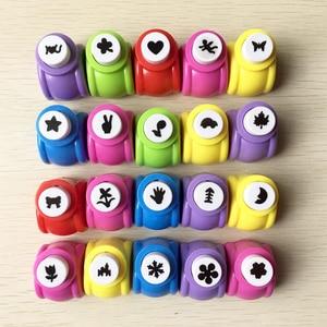Игрушки для рисования, Обучающие для детей, сделай сам, дырокол, резак, инструмент, улучшающий детские руки, практичные возможности/1 шт, цвет...