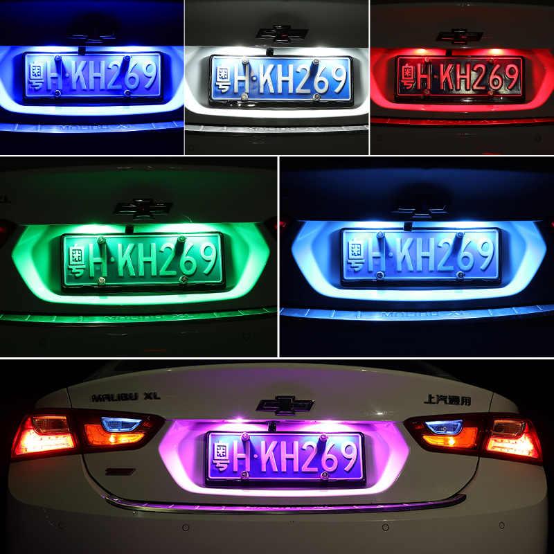 T10 W5W 194 Mobil LED CANBUS Clearance Lampu untuk Hyundai I30 IX35 Solaris I20 Sonata untuk Kia K5 Sportage L811 lampu Plat Nomor