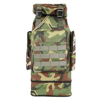 Nylon waterproof mountaineering bag outdoor travel leisure backpack - DISCOUNT ITEM  20 OFF Luggage & Bags
