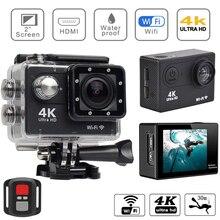 كاميرا أكشن Ultra HD 4K/30fps أصلية H9, واي فاي 2.0 بوصة ، 170D ، خوذة مقاومة للماء ، كاميرا رياضية ، تسجيل فيديو ، مقاومة للماء