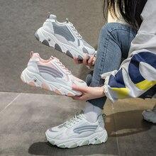 Women Casual Shoes Woman Platform Flats