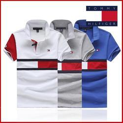 Mann Polo-Shirt Marke Mens Casual Deer Stickerei Polo shirt Männer Kurzarm Hohe Menge Polo Männer