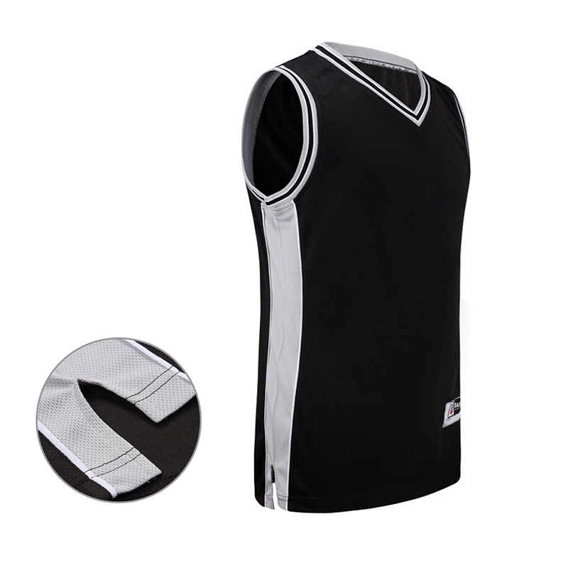 SANHENG Men's Basketball Jersey Competition Jerseys Quick Dry Tops Breathable Sports Clothes Custom Basketball Jerseys 301A