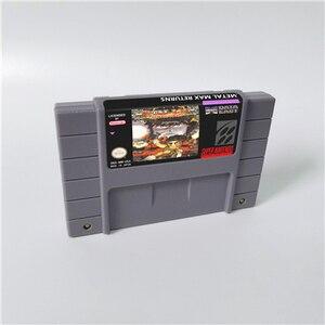 Image 1 - 金属最大リターンrpgゲームカードus版英語バッテリーセーブ