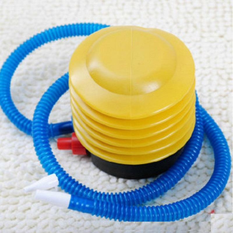 1PC Festival Birthday Decoration Balloon Pump Mini Manual Inflating Pump Party Balloon Inflator Air Pump Portable Useful Tool