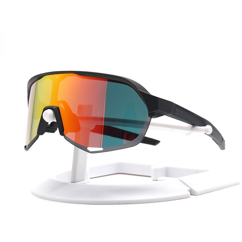 Nouveau RACETRAP polarisé Sports de plein air cyclisme lunettes TR90 VTT cyclisme lunettes de soleil Peter lunettes 3 lentilles