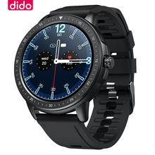 Смарт часы dido e3 для мужчин и женщин фитнес трекер с поддержкой