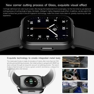 Image 4 - コネクテッドスポーツウォッチ,男性用心拍数と血圧モニター,防水,AndroidおよびiOS用