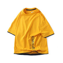 Летняя толстовка для мальчиков и девочек 4 13 лет футболка с