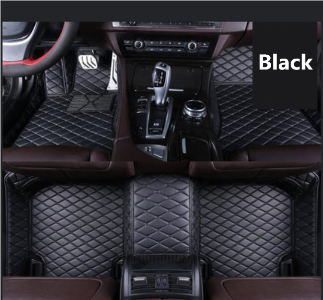 For Mitsubishi Eclipse Cross  2018-2019 Custom made Car Floor Mats