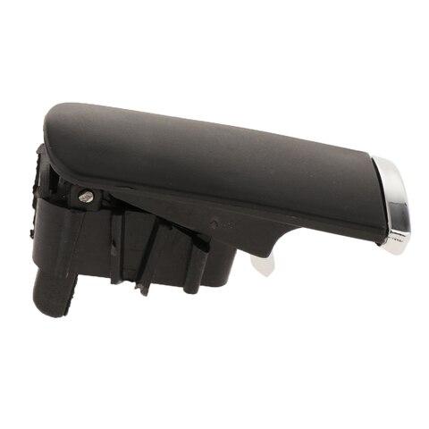caixa de luva de armazenamento do carro caso capa bloqueio do lado esquerdo para audi