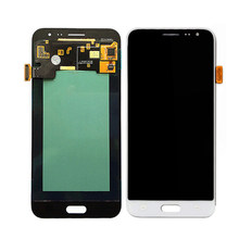 Digitizer Assembly Mobile Phone LCD Screen Durable Easy Install Repair Accessories Electronic Display For Samsung J3 2015 2016(China)