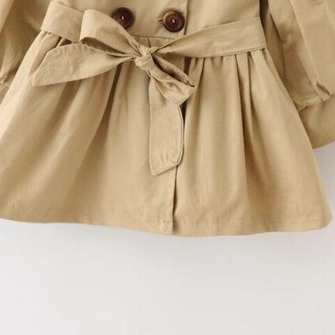 2019 jaqueta criancas meninas primavera outono nova