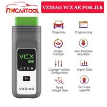 VXDIAG VCX SE DoIP For JLR SDD PATHFINDER car diagnostic WIFI OBD2 scanner automotivo For Jlr programming coding For BMW KO ICOM