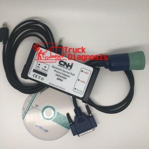 Image 1 - New Holland อิเล็กทรอนิกส์เครื่องมือบริการ (CNH EST 9.3วิศวกรรม) + DiagnosticProcedures + สีขาว CNH DPA5ชุดเครื่องมือ