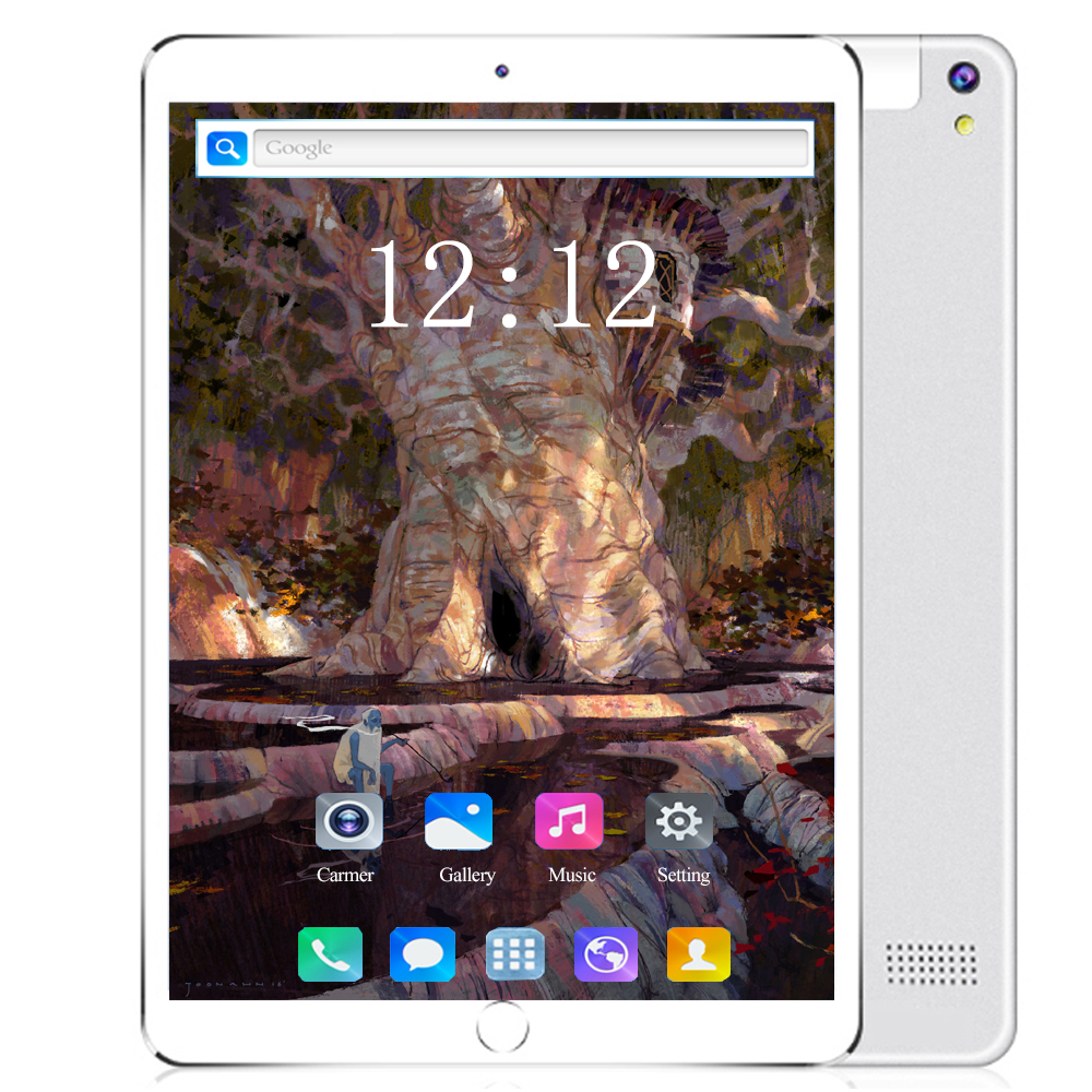 2020 Android 8.0 Screen Tablet Pcs 10.1 Inch 4G FDD LTE Tablet PC 10 Core RAM 6GB ROM 128GB Tablets Kids Tablet FM GPS 5MP+2MP