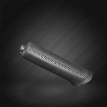 Samochodowy hamulec ręczny obejmuje wierzchnia warstwa ze skóry pokrowiec na toyotę Vios uchwyt hamulca ręcznego pokrywa Auto skórzany hamulec ręczny tanie tanio LS AUTO CN (pochodzenie) 20cm Top layer leather Uchwyty hamulca ręcznego 0 3kg Protect Handbrake Grips 14cm for Toyota Vios