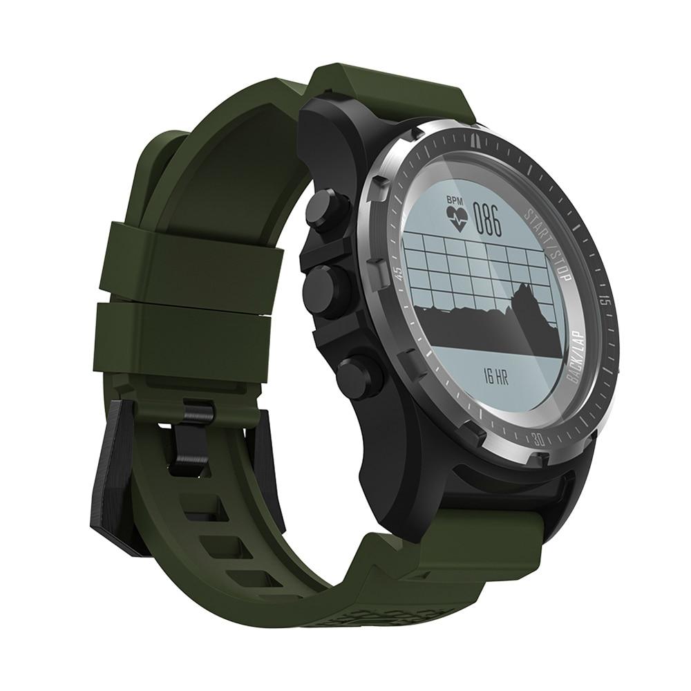 Imosi montre intelligente S966 prise en charge g-sensor GPS Notification Sport Mode montre-bracelet téléphone intelligent pour Android ios PK S928 - 5