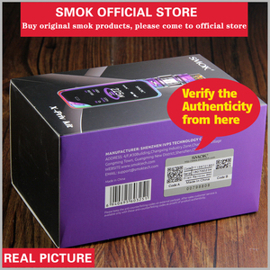 Image 3 - 100% Originele Smok X Priv Kit Met 8Ml TFV12 Prince Tank Vaporizer 225W X Priv Mod Elektronische sigaret Smok Vape Kit Vs G Priv 2