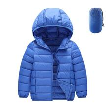 2019 New Winter Women High Quality White Duck Down Hoodies Jackets Coat