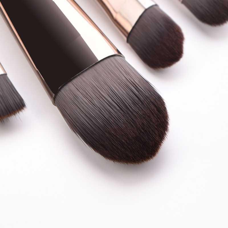 20 шт./компл. кисти для макияжа тени Пудра основа глаз, бровей, губ, подводка для глаз, макияж, кисть для косметических средств