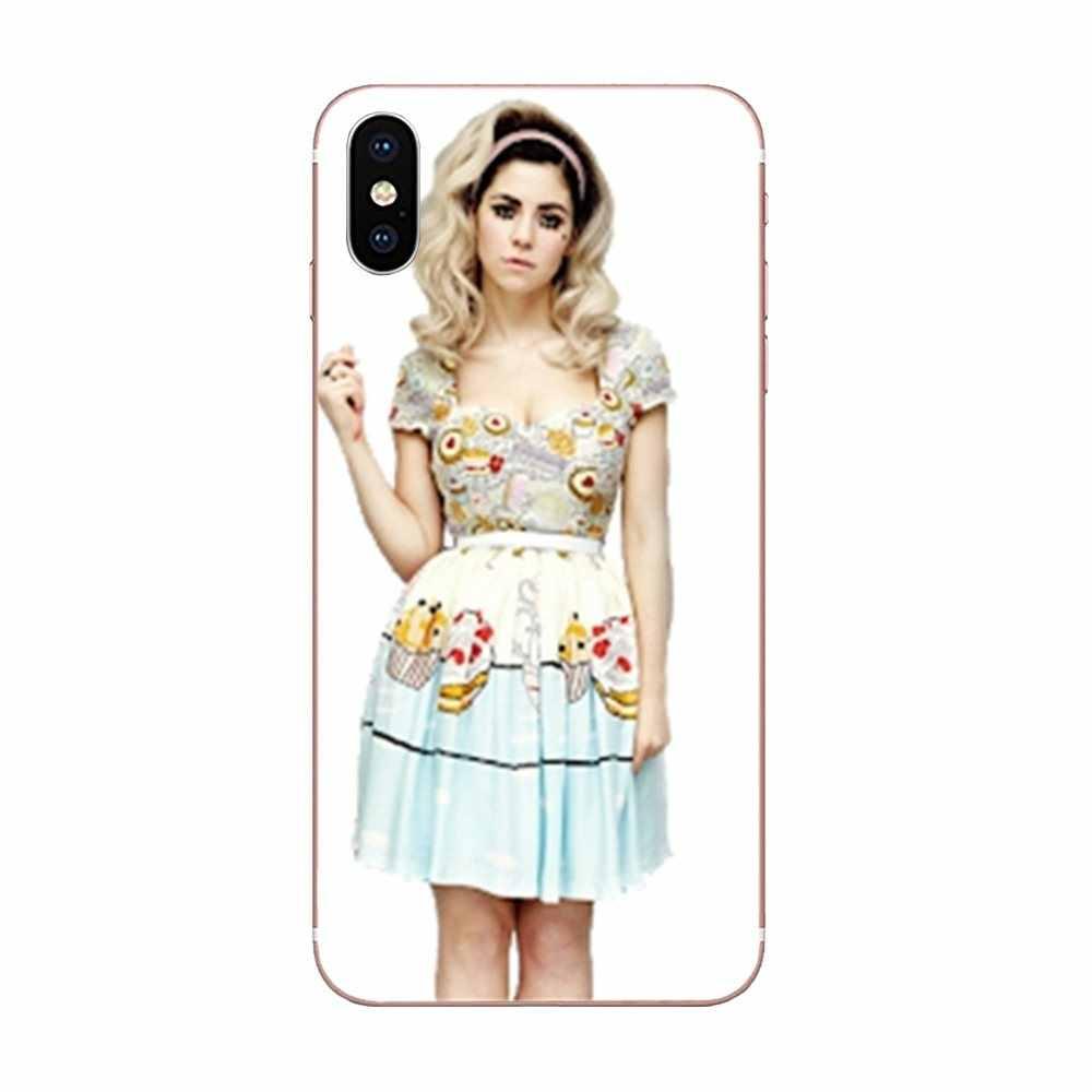 Cukup Marina dan Berlian untuk Huawei P7 P8 P9 P10 P20 P30 Lite Mini Plus Pro Y9 Prime P smart Z 2018 2019 Lembut TPU Hibrida