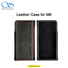 Shanling Dermis leather case for M6