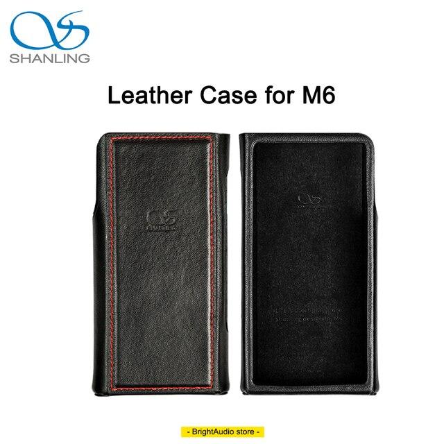Shanling Dermis leather case for M6