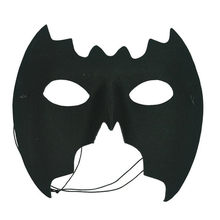 Batman Super Hero Child Anime Cartoon Mask Cosplay Party Halloween Take A Photo Prop Accessories(China)