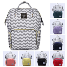 купить Diaper Bag for mother backpack Large Capacity travel Mom wet nappy bags Tote maternity backpack Baby care stroller Bag organizer по цене 1180.18 рублей