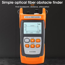 Fiber-Optic OTDR Reflectometer Optical-Fiber Mini COMPTYCO with FC Sc-Touch 60KM Built-In-Vfl