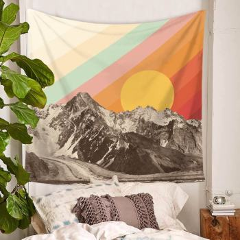 Landscape Printed Wall Tapestry 2