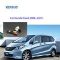 Yessun камера номерного знака для Honda Freed 2008 ~ 2019 Автомобильная камера заднего вида помощь при парковке