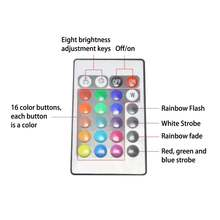 Для bmw e36 e38 e39 e46 разноцветные 5050 rgb flash smd светодиодные