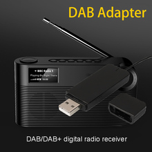 Radio-Receiver Antenna Bluetooth-Speaker DAB Digital Home-Stereo New with for TV Disk