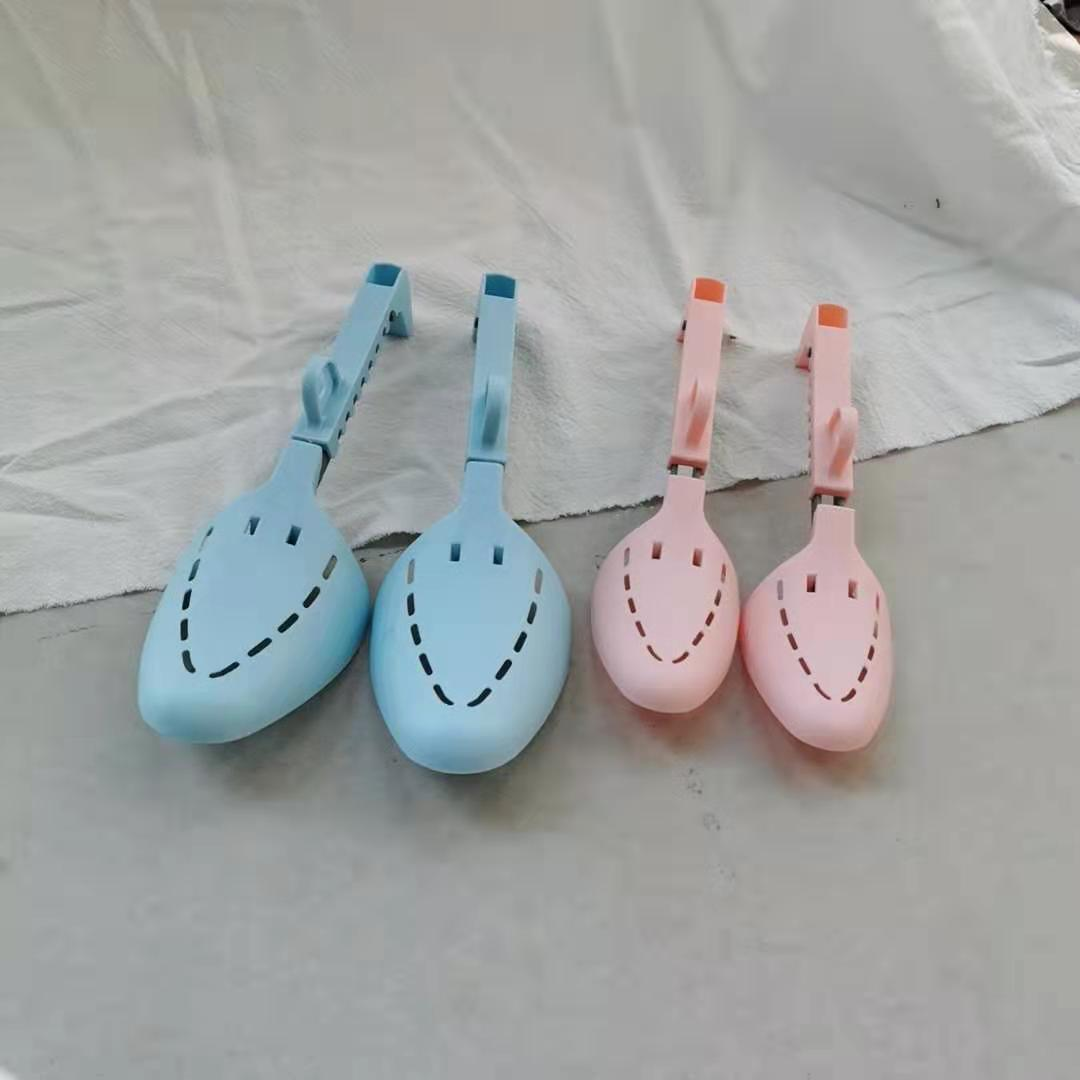 Men And Women Plastic Adjustable Shoe Support Spring Style Shoe Lasting Type Expander Shoes Suitable For 35-45 Shoes Tree
