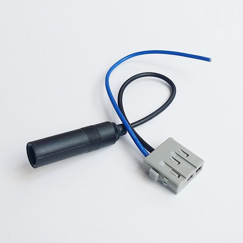 Автомобильный Радио адаптер антенного кабеля Biurlink для Nissan LIVINA TIIDA QASHQAI