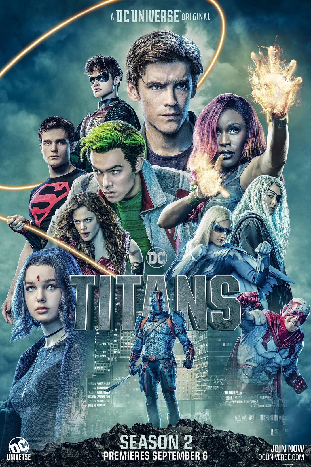 泰坦 第二季 Titans Season 2