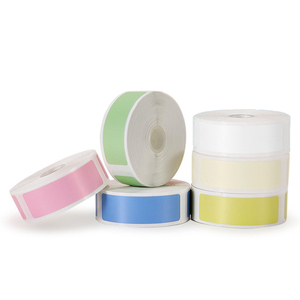 Image 2 - Niimbot D11 Mini Label printer paper Supermarket Price Label sticker Waterproof Anti Oil Tear Resistant Pure Color