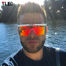 YLEO Sports Bicycle Sunglasses Cycling Glasses MTB Eyewear Bike Fishing glasses fishing eyewear