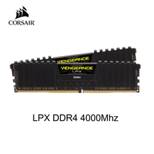 Corsair Vengeance Lpx DD4 8Gb 16Gb 4000Mhz Desktop Geheugen Voor Dual Channel Gaming Ram