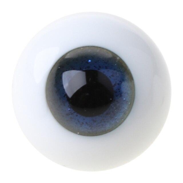 14mm 1/3 1/4 Doll Glass Eyes Doll Accessories Glasss Doll Eyeball 6