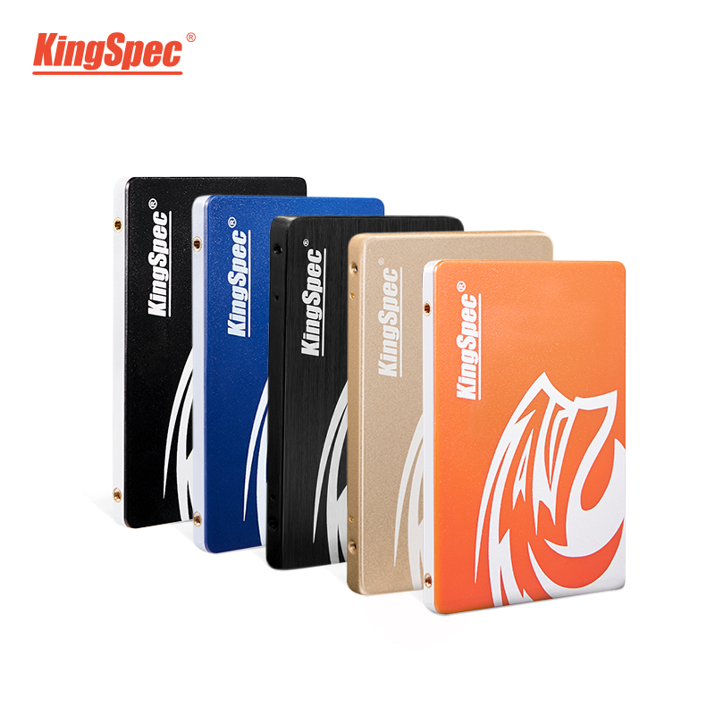 KingSpec HDD 2.5 <font><b>SSD</b></font> 120GB <font><b>240</b></font> <font><b>GB</b></font> 480gb <font><b>ssd</b></font> 1TB SATA <font><b>SSD</b></font> Disk SATA2 SATA3 Hard Drive Internal <font><b>SSD</b></font> Hard Disk For Laptop Desktop image
