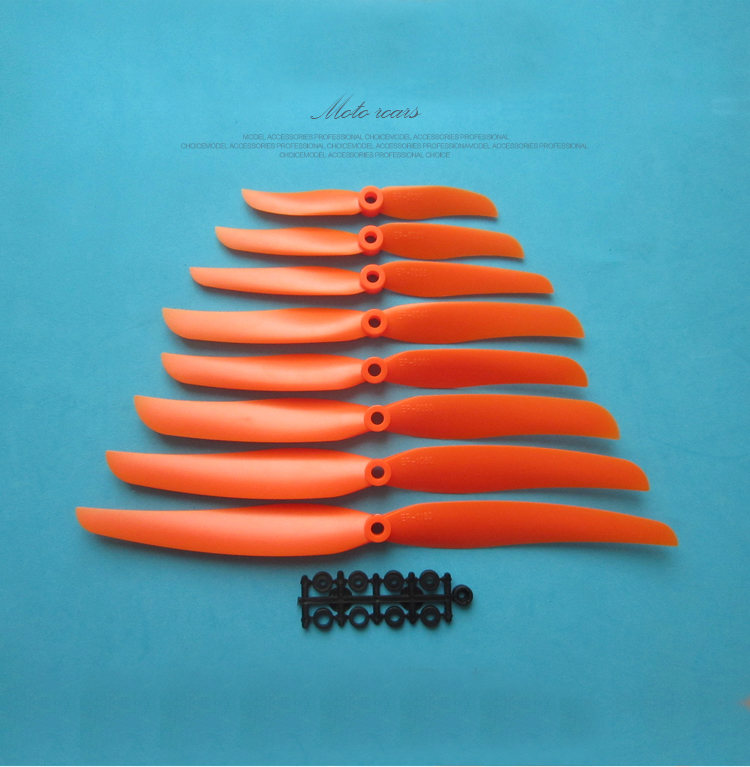 5030 <font><b>6035</b></font> 7035 8040 8060 1060 1160 Electric <font><b>Propeller</b></font> Brushless Motor <font><b>Propellers</b></font> Plastic Paddle for RC Aircraft Connecting Parts image