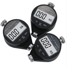 Hardness-Tester Durometer Shore No-Battery Rubber Digital Test-Tool Lcd-Display Tire