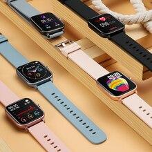 P8 Smart Watch Touch Wristband Men Women Sport Run Clock blood Heart Rate Pressure Sleep Monitor Smartwatch tracker for phone