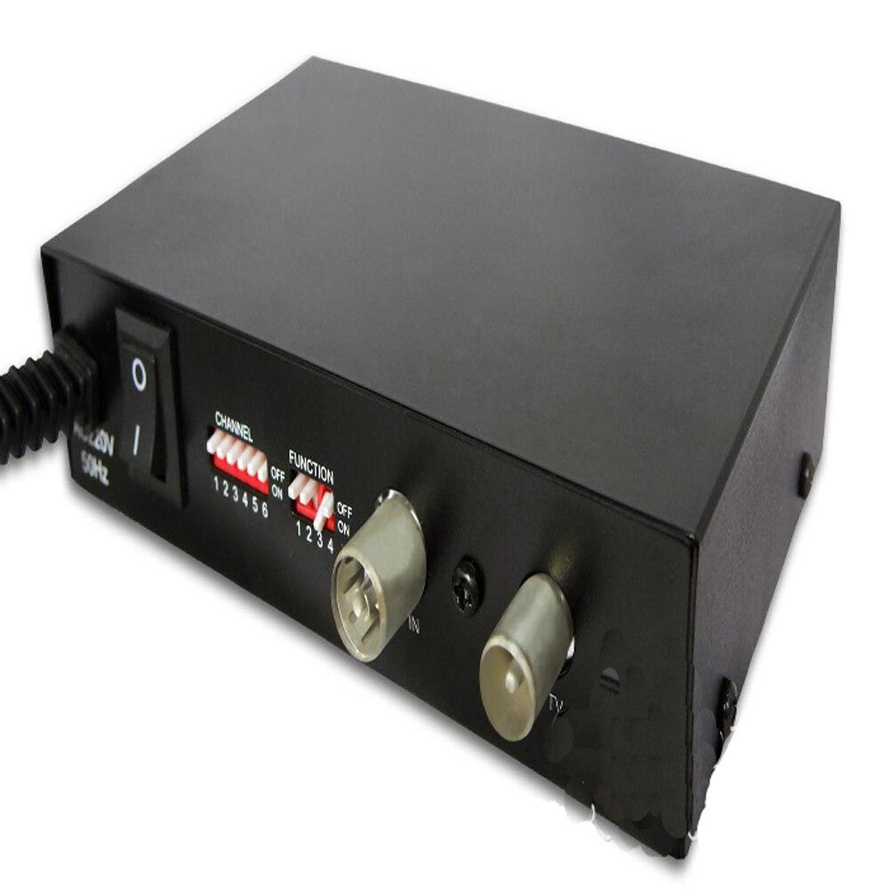 AV в RF модулятор DSB модуляция M63